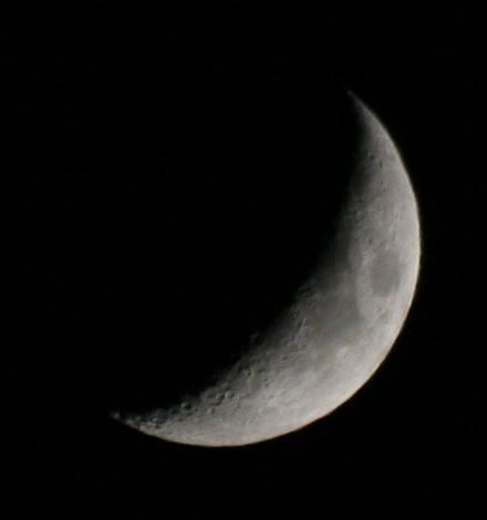 Mond Und Sterne Wallpaper Vertrauten Mare Und Krater